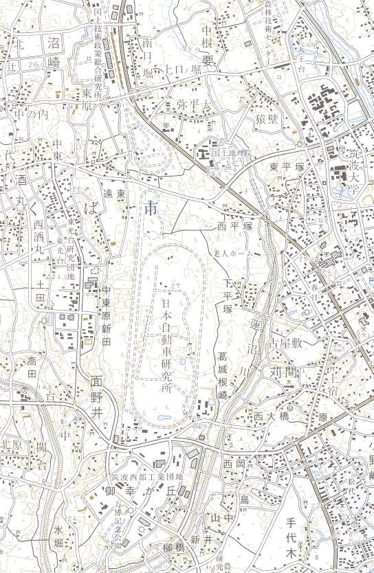 地図成果 maps 国土地理院