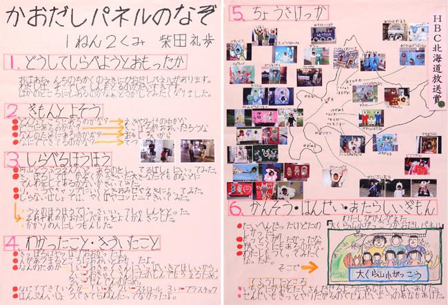札幌市児童生徒社会研究作品展