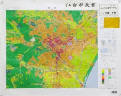 仙台市中学校生徒地図作品展|国...