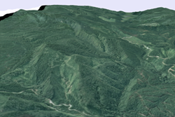 と ケスタ は 地形